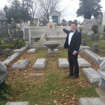 Harry Houdini's Gravesite