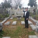 Harry Houdini's Gravesite