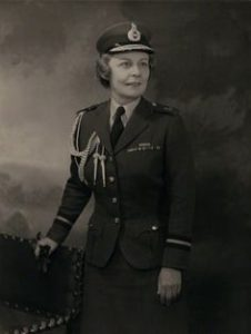 Lady Bromet WRAF