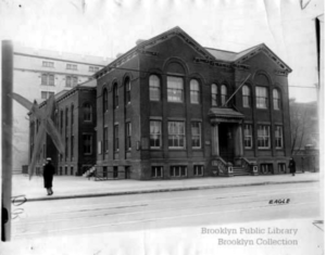 P.S. 90 in the 1920s